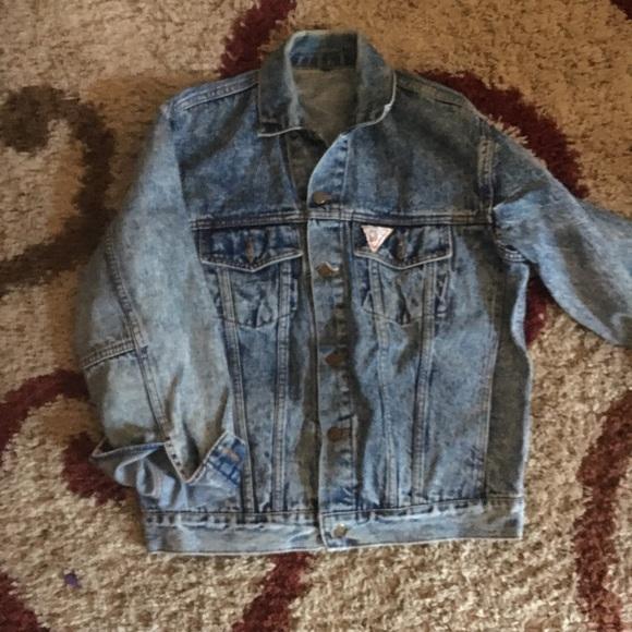Guess Paris jean jacket
